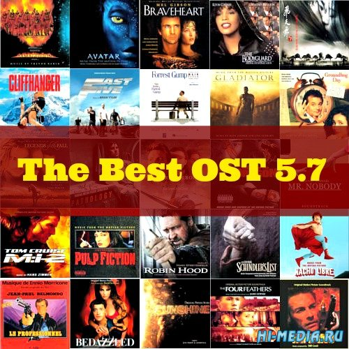 The Best OST 5.7 (2013)
