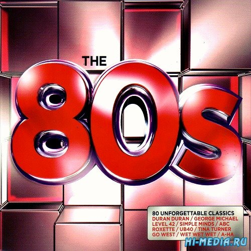 The 80s (4CD) (2013)