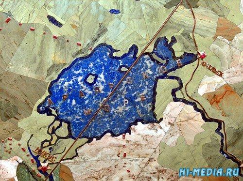 Карта-гигант