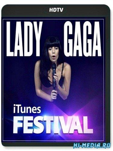 Lady Gaga - Live at iTunes Festival (2013) HDTV 1080p