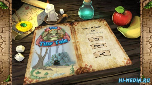 The Tiny Tale (2013) ENG