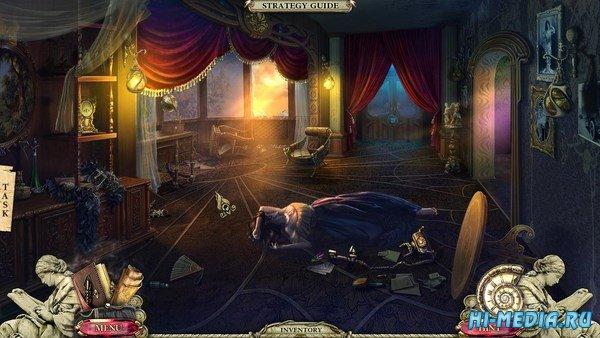 Темные досье: Кровавый рубин Коллекционное издание (2014) RUS