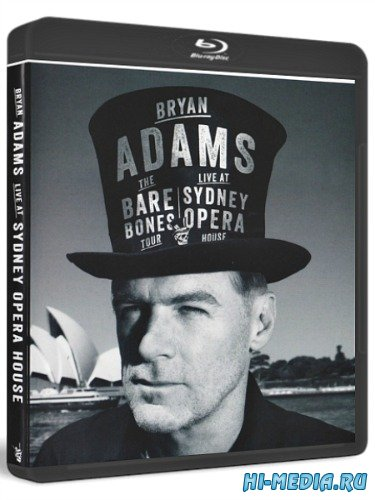 Bryan Adams - Live at Sydney Opera House (2011) BDRip 1080p