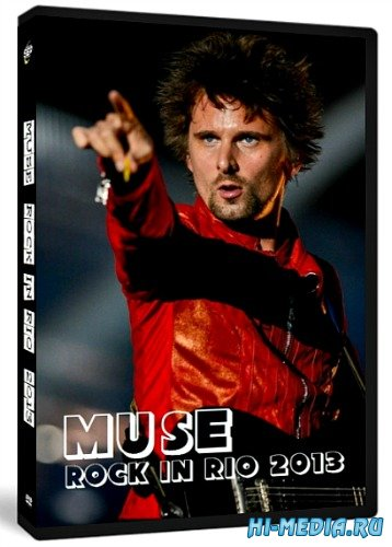 Muse - Rock In Rio V (2013) HDTV 720p
