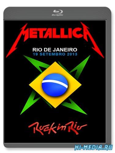 Metallica: Rock in Rio V (2013) HDTV 1080i