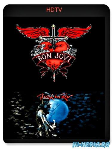 Bon Jovi: Rock in Rio V (2013) HDTV 1080i