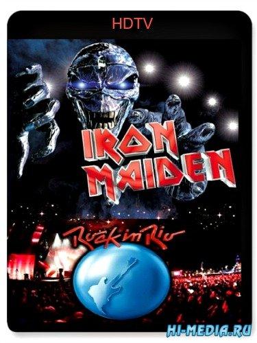 Iron Maiden: Rock In Rio 5 (2013) HDTV 720p