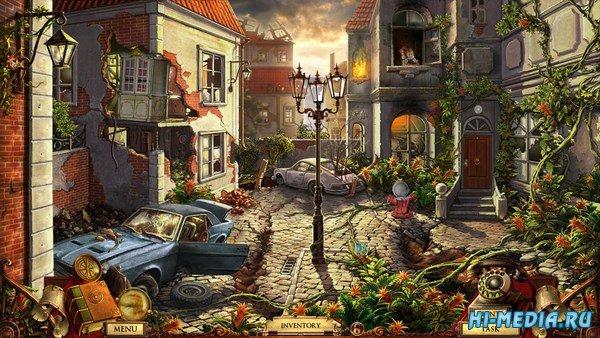 Questerium: Зловещая Троица Коллекционное издание (2013) RUS