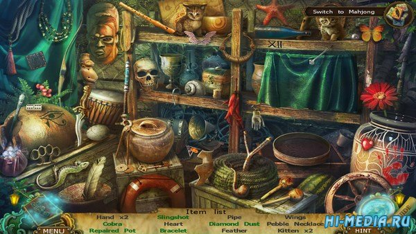 Пророчества Майя: Проклятый остров Коллекционное издание (2015) RUS
