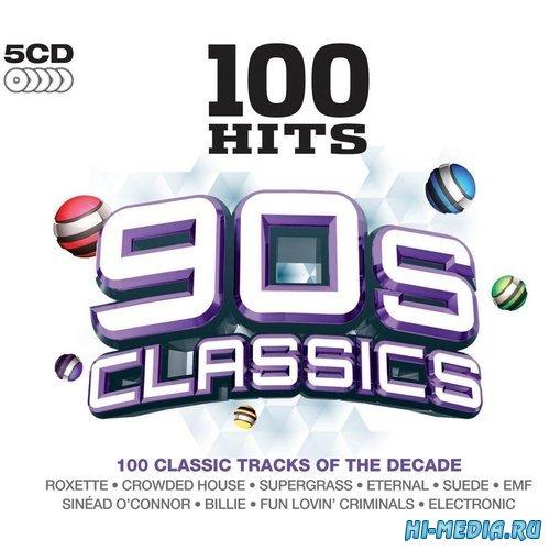 100 Hits 90s Classics (2013)