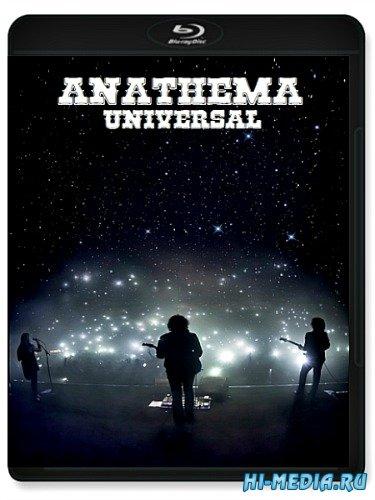 Anathema - Universal (2013) BDRip 720p
