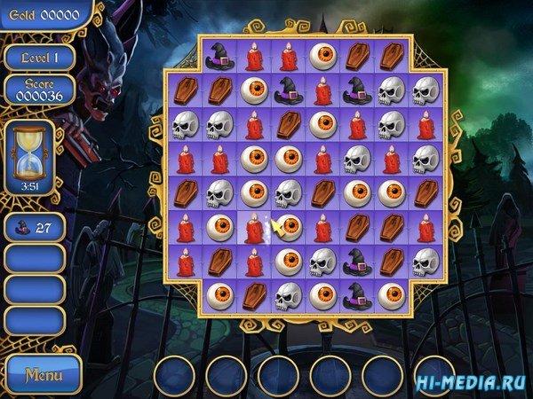 Spooky Bonus (2013) ENG