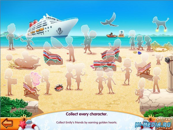 Delicious 9: Emilys Honeymoon Cruise Premium Edition (2013) ENG