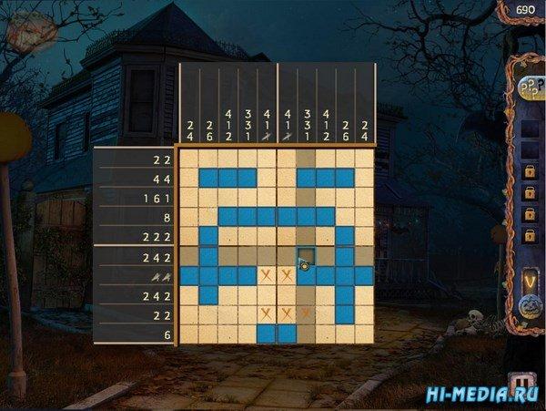 Загадки призраков: Угадай картинку (2013) RUS