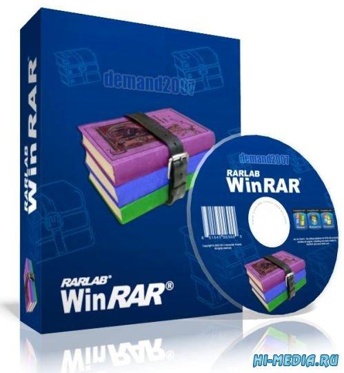 WinRAR 5.40 Final (x86 / x64) RePack (& Portable) by D!akov