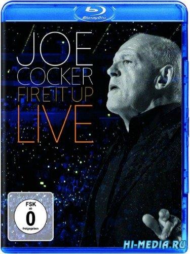 Joe Cocker: Fire it Up Live (2013) BDRip 720p