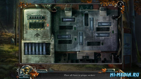 Paranormal State: Poison Spring Collector's Edition (2013) ENG