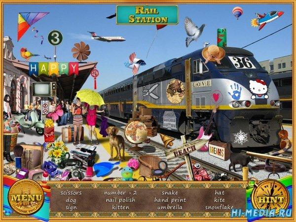 Travel Adventures: World Wonders (2013) ENG