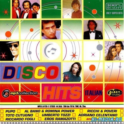 100 Italian Disco Hits (2013)