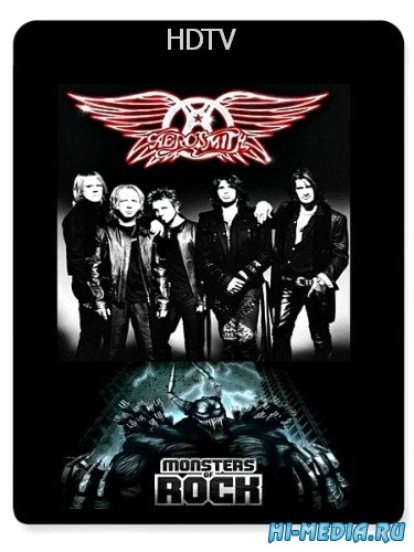 Aerosmith: Live At Monsters Of Rock Brasil (2013) HDTV 1080i