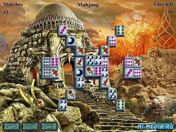 Space Mahjong (2013) ENG