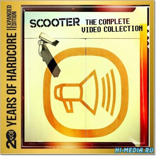 Scooter: 20 Years Of Hardcore.The Complete Video Collection (2013) 2xDVD5