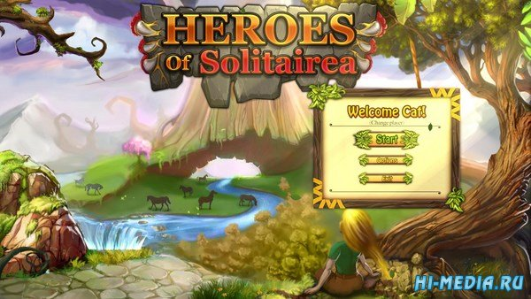 Heroes of Solitairea (2013) ENG