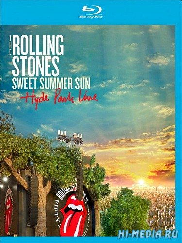 The Rolling Stones: Sweet Summer Sun - Hyde Park Live (2013) BDRip 1080p