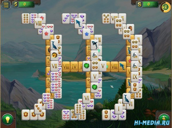 Mahjong Gold (2013) RUS