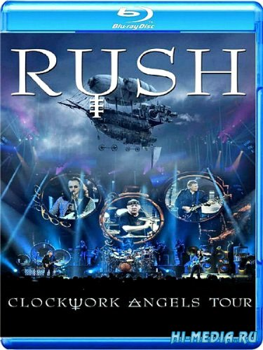 Rush: Clockwork Angels Tour (2013) BDRip 720p