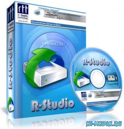 R-Studio 6.3 build 154023 Network Edition + Portable