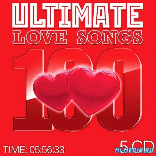 100 Ultimate Love Songs (2013)