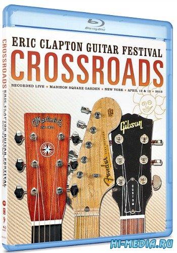 Eric Clapton's: Crossroads Guitar Festival (2013) BDRip 720p