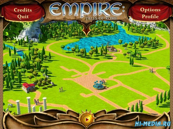 Empire: Tales Of Rome (2013) ENG