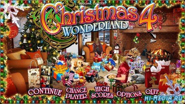 Рождество Страна Чудес 4 (2017) RUS
