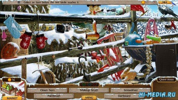 Фармингтонские рассказы 2: Зимний урожай (2013) RUS