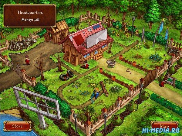 Все в сад 2: Дорога к славе Коллекционное издание (2014) RUS