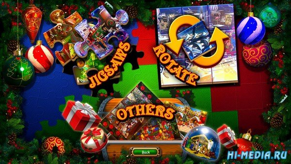 The Ultimate Christmas Puzzler (2013) ENG