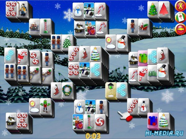 Mahjong Christmas (2013) ENG