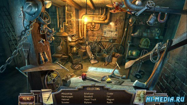 Mysterium: Lake Bliss Collector's Edition (2013) ENG