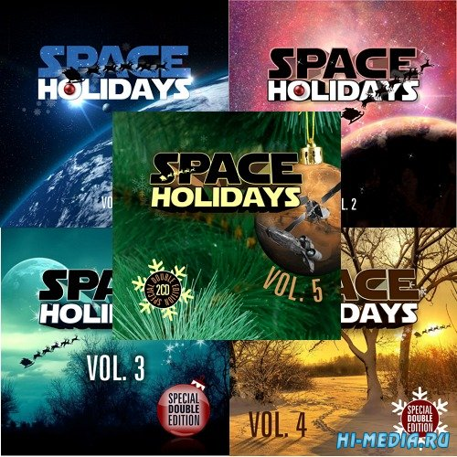 Space Holidays (Vol.1-5) (2008-2013)