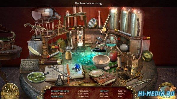 Мифические чудеса: Философский камень Коллекционное издание (2015) RUS