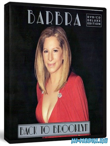 Barbra Streisand: Back to Brooklyn (2013) DVD9