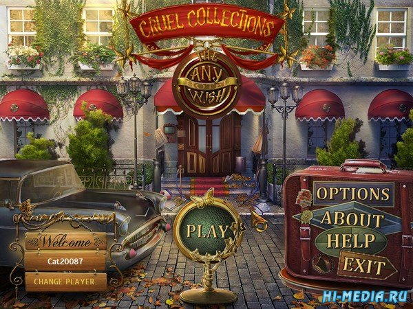 Cruel Collections: The Any Wish Hotel (2014) ENG