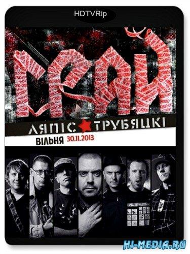 Ляпис Трубецкой: Концерт в Вильнюсе (2013) HDTVRip
