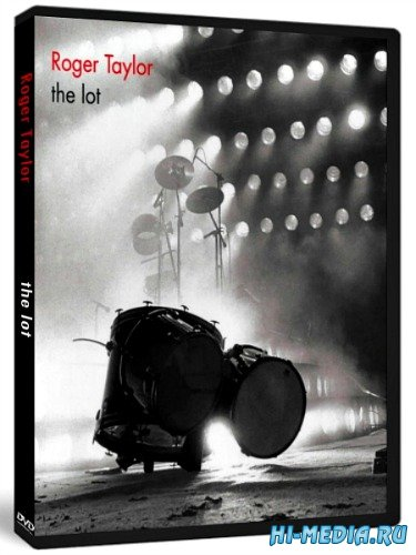 Roger Taylor: The Lot - Box Set (2013) 12CD+DVD9
