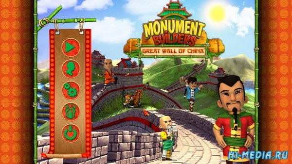 Monument Builders 7 Great Wall of China (2014) ENG