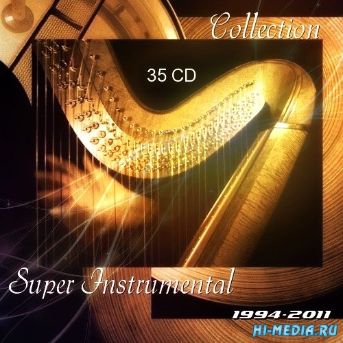 Super Instrumental: Collection 35CD (1994-2011)