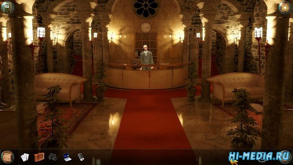 Brightstone Mysteries: Paranormal Hotel (2014) ENG