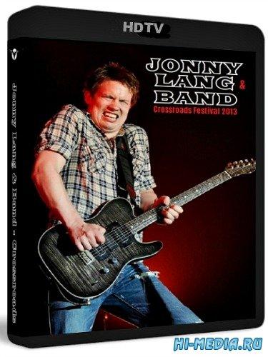 Jonny Lang & Band: Crossroads Festival (2013) HDTV 720p